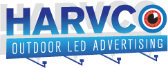 Harvco Outdoor LED Advertising